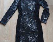 Mango Suit suknelė ilgomis rankovėmis