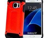 Samsung S7 dėklas, atsparus smūgiams