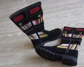 Naturalios zomsos batai
