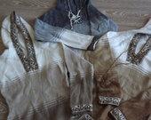 Sukuoti alpaku vilnos megztiniai
