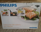 Philips grill idealios bukles