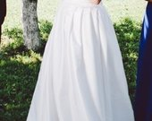 38-40 d. vintažinė vestuvinė suknelė