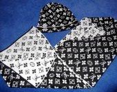 LV kepure+salikas