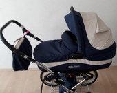 Milli vežimėlis 3in1 Classic