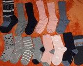 Merino vilnos kojinės