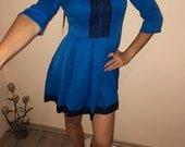 Melyna suknele puosta su gipiuru