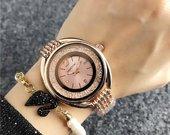 Swarovski laikrodis ir apyranke