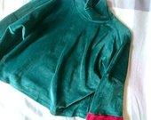 džemperis kailinėm rankovėm