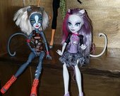 Monster high originalios Mattel leles katytes