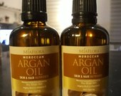Ypač natūralus argano aliejus plaukams
