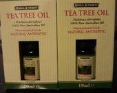 Arbatmedžio aliejus odai