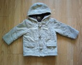 Šiltas paltukas su kailiuku viduje