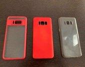 Samsung galaxy S8 dėkliukai