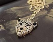 Nerealus Leopardo pakabukas su grandinelė