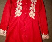 Marškiknių tipo suknelė - tunika