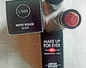 Nauji lūpdažiai Make up forever