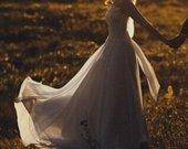 Tiulio fėjos suknelė