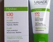 Uriage Hyseac apsauginė emulsija SPF 30