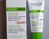 Uriage Hyseac 3-Regul Global Spf 30 lengvas