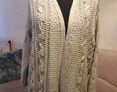 ilgesnis megztinis