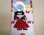 KIDS Socks naujos merg. kojinės 3675-19
