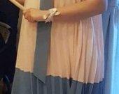 Plisuota suknelė