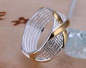 Naujas 925 žiedas