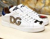 Dolce and Gabbana kedukai balti