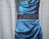 MYSTIC nauja smaragdinė proginė suknelė 2942-11