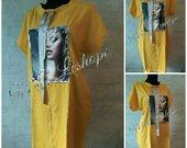 Vasariskos ryskios geltonos suknytes