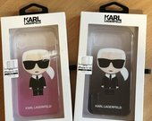 Karl Lagerfeld iPhone X ir XS telefono dėklai