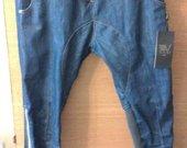 V desire (modi du) tamsiai mėlyni džinsai