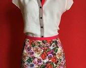 Gėlėtas Koton firmos sijonas