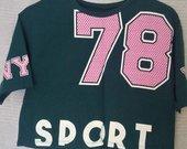 Marškinėliai sportinio stiliaus