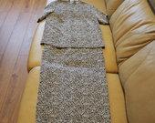 Tampraus audinio elegantiškas kostiumėlis