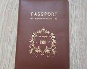 Naujas paso dėklas