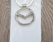 Naujas Mazda raktų pakabukas