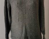 Naujas megztinis su marškinukų imitacija