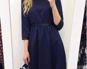 Molly Bracken mėlyna suknelė