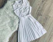 Balta mohito suknelė