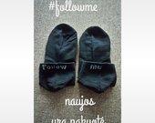 Naujos kojinės follow me