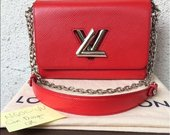 louis vuitton twist raudona rankine