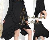 Asimetriška Itališka suknelė/tunika