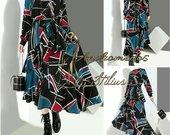 Nuostabi Retro stiliaus Italiska suknele