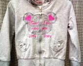 Top Kids merg.trikotažinis džemperis 4047-5