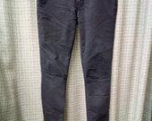 H&M merg.tamprūs siauri džinsai 3754-3
