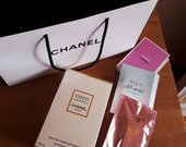 Chanel mademoiselle intense kvapalai 100ml