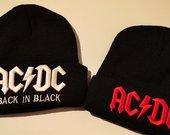 AC/DC Kepurė žiemai