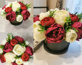 Dirbtinių gėlių kompozicijos