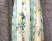 Monsoon platėjanti gėlėta proginė suknelė 3048-24